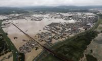 Japonya'daki selde ölenlerin sayısı 222'ye yükseldi