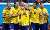 İsveç çeyrek finalde!