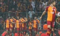 Galatasaray: 4-1 :Kasımpaşa