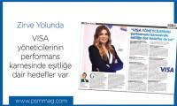 Visa yöneticilerinin performans karnesinde kadın-erkek eşitliğe dair hedefler var!