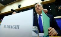 Draghi'den krizlerle mücadele için büyük fon çağrısı