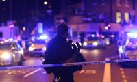 BBC önünde bombalı araç paniği
