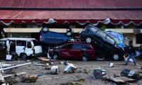 Endonezya'da ölü sayısı 1203 oldu