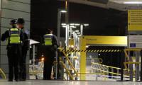 İngiltere'de tren istasyonunda bıçaklı saldırı