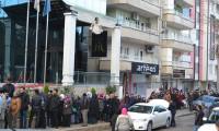 Avrupa'ya gidiş mülakatına Suriyelilerden yoğun ilgi