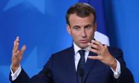 Macron: ABD askerlerinin ölümü DAEŞ'in bitmediğini gösteriyor
