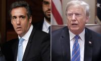 Trump Cohen'e Kongre'ye yalan söyle talimatı verdi iddiası