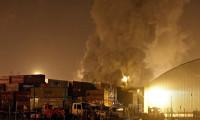 Meksika'daki patlamanın görüntüleri ortaya çıktı
