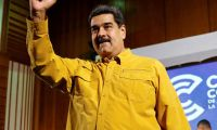 Maduro'ya karşı darbe girişimi