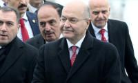 Irak Cumhurbaşkanı Salih Ankara'da