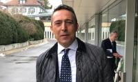 Ali Koç UEFA yetkilileriyle görüştü