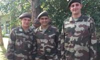 AKP'nin asker vekilleri terhis oldu