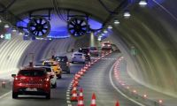 Dikkat! Avrasya Tüneli trafiğe kapatılacak