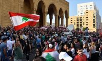 Lübnan'da 4 bakanın istifası istendi
