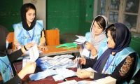 Afganistan'da seçim sonuçları bir hafta sonra açıklanacak