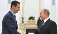 Kremlin Sözcüsü: Putin, Esad'a bilgi verdi