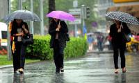 İstanbul'da perşembeden itibaren sağanak yağmur bekleniyor