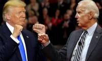 Biden Trump'a meydan okudu: Hiçbir yere gitmiyorum