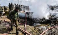 Hindistan'dan 'kendi helikopterimizi düşürdük' açıklaması