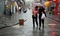 Trakya'da başlayan yağış İstanbul'a yaklaşıyor