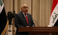 Adil Abdulmehdi'den o yasağı kaldırın talimatı