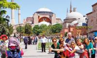 İstanbul'a 9 ayda 11 milyon 342 bin 822 turist geldi
