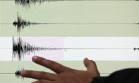 Hakkari'de deprem!