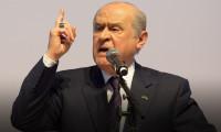 Bahçeli, 'Beştepe'ye giden CHP'li' iddiasına ilişkin ne dedi