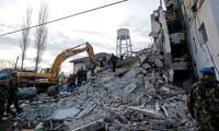 Arnavutluk'taki depremde ölü sayısı 46'ya yükseldi