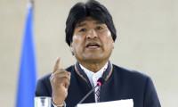 Morales, Bolivya'daki darbeyi ABD'nin düzenlediğini söyledi
