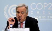 BM Genel Sekreteri'nden iklim değişikliği ikazı