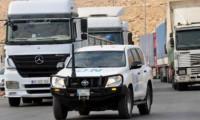 BM'den İdlib'e 35 TIR insani yardım