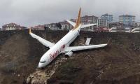 Pegasus uçağı Trabzonluların başına dert oldu