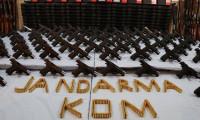 Jandarma'dan büyük operasyon yüzlercesi ele geçirildi