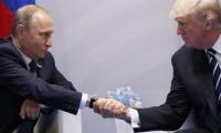 Putin ve Trump silahların kontrolü ile ilgili adımları görüştü