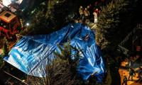 Helikopter kazasına yayın yasağı getirildi