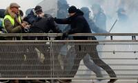 Polisi yumruklayan Sarı Yelekli boksöre bir yıl hapis cezası