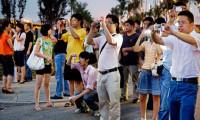 Çinli turist sayısı yüzde 59,38 arttı
