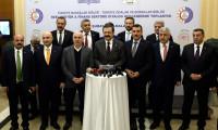 TOBB Başkanı: Türkiye'nin temelleri sağlam