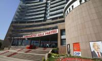 CHP'den istifalara ilişkin açıklama