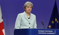 May, Brexit'te erteleme istemiyor