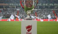 Türkiye Kupası'nda yarı final eşleşmeleri belli oldu