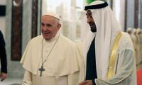 Vatikan'dan Körfez'e ilk ziyaret