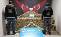 Mersin'de bir konteynerde 200 milyonluk kokain ele geçirildi