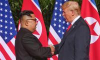 Trump'tan ilginç Kuzey Kore tespiti