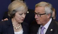 Avrupa Komisyonu'nda Brexit mesaisi