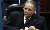 Cezayir'de Buteflika adaylığını çekti, seçimler ertelendi