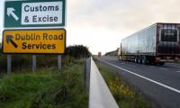 Anlaşmasız Brexit halinde İrlanda sınırında gümrük uygulanmayacak