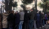 Zafer Çika'nın cenazesinde utandıran görüntü