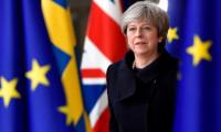 Theresa May'den istifa açıklaması